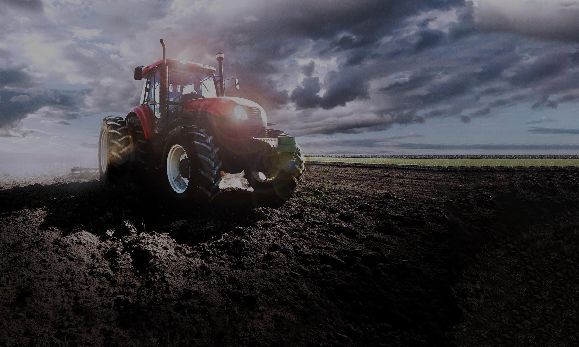 olie voor de landbouw