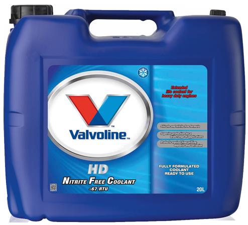 Product-nitrit free coolant