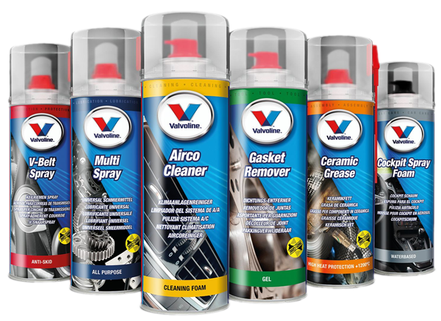 Product-sprays