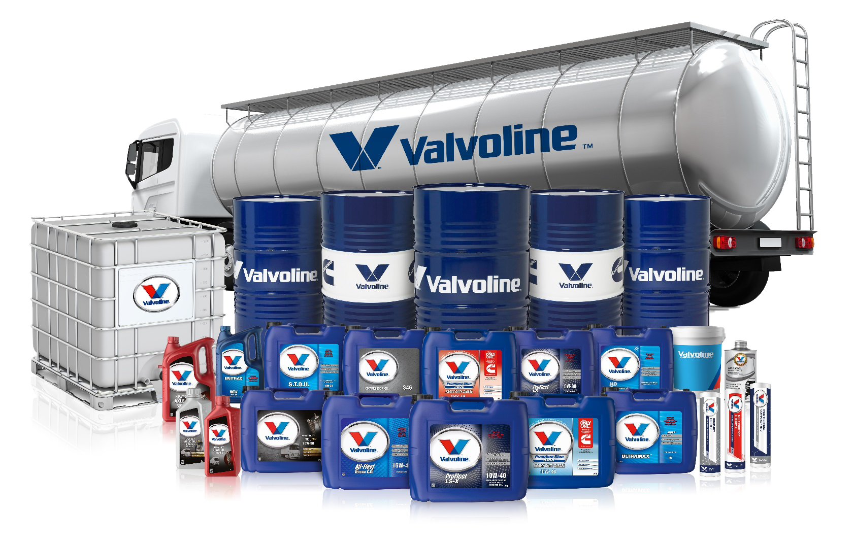 Producten Valvoline HD